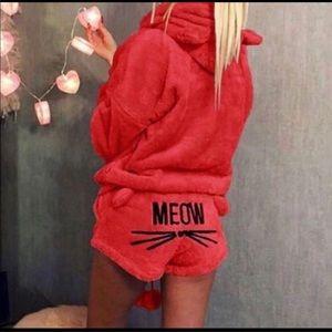 Brand New Meow Pajamas
